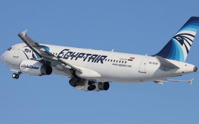 Acidente com avião da Egypt Airlines em maio matou 66 pessoas (Crédito: Divulgação)