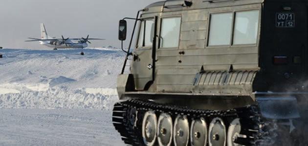 Rússia desenvolve combustível que não congela