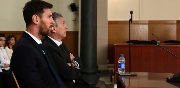 Messi é condenado a 21 meses de prisão por fraude fiscal (Crédito: Reprodução)
