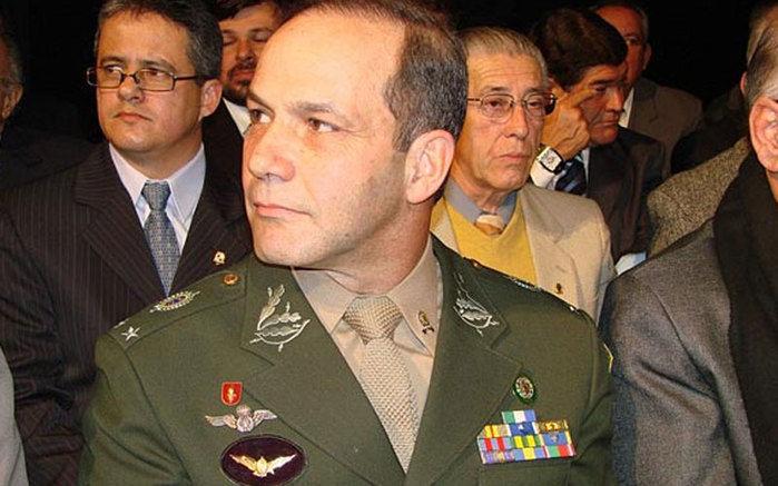 General Sebastião Roberto Peternelli Júnior  (Crédito: Divulgação)