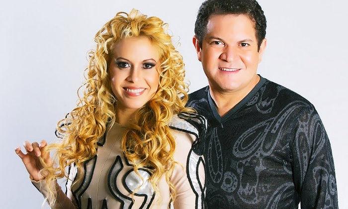 Joelma e Ximbinha (Crédito: Divulgação)
