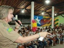 PROERD certifica mais de 300 alunos em São M. do Tapuio