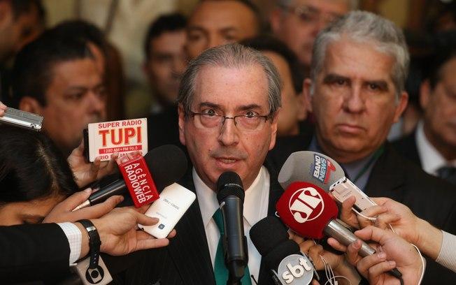 Eduardo Cunha renunciou nesta quinta