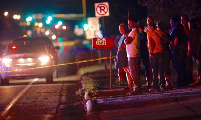 Segunda morte de negro por policiais essa semana (Crédito: Reprodução)