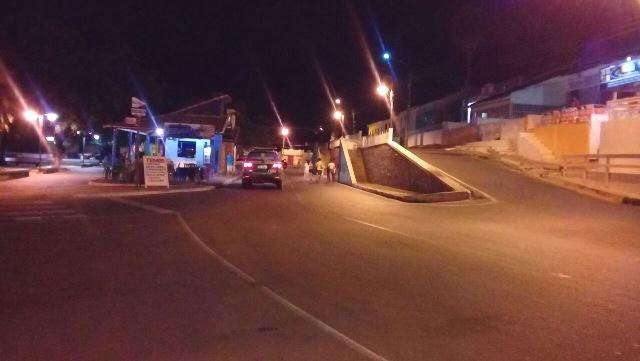 Policiamento em José de Freitas (Crédito: Reprodução)