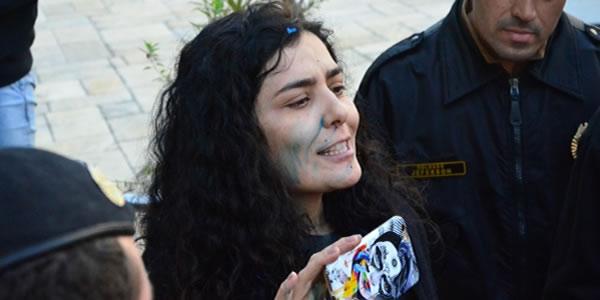 Letícia Sabatella (Crédito: Reprodução )