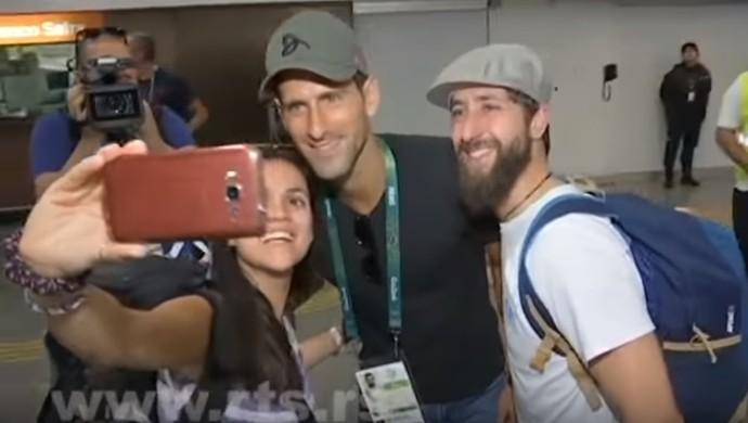 Novak Djokovic (Crédito: Reprodução/ Youtube)