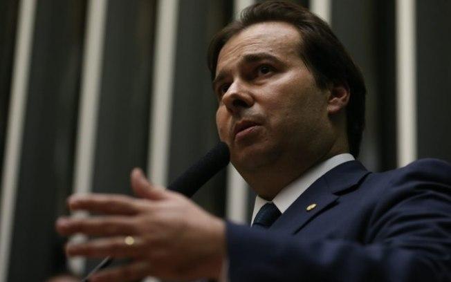 Rodrigo Maia (Crédito: Agência Brasil)