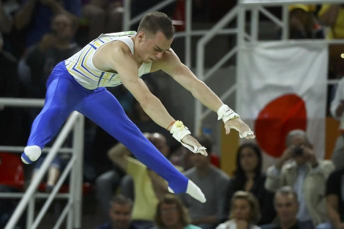 Oleg Verniaev ficou na segunda colocação (Crédito: Reuters)