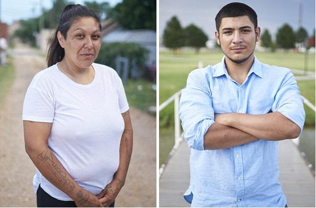 Mãe e filho se apaixonaram