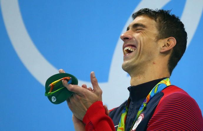 Michael Phelps (Crédito: Reprodução)