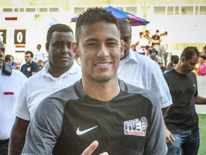 Neymar teria se envolvido em briga