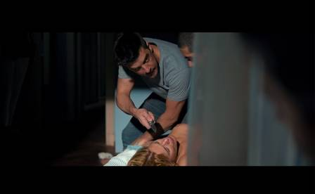 Carolina Dieckmann encara cenas de estupro em novo filme  (Crédito: Reprodução)