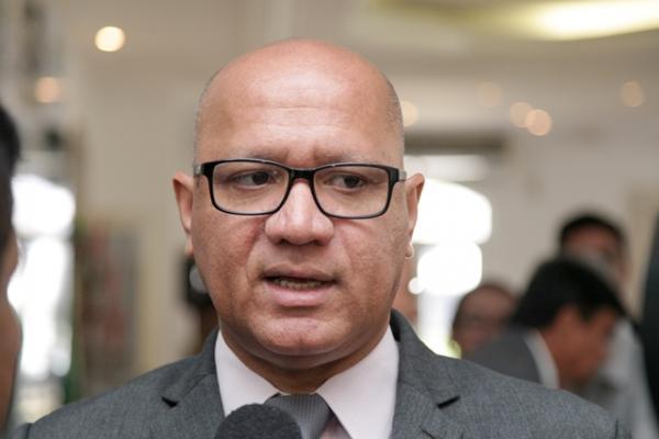 Franzé Silva (Crédito: Ascom)