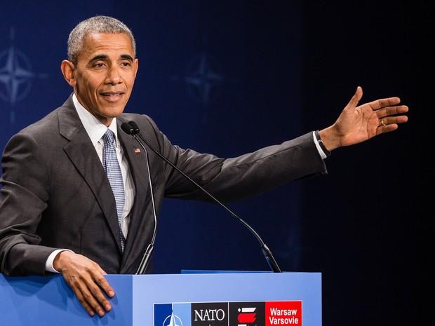 Barack Obama (Crédito: AFP)