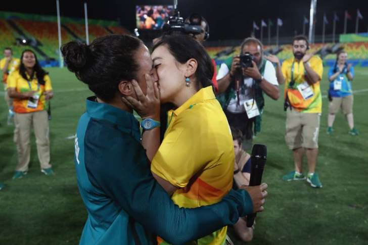 Rio 2016 se transforma na Olimpíada mais gay da história