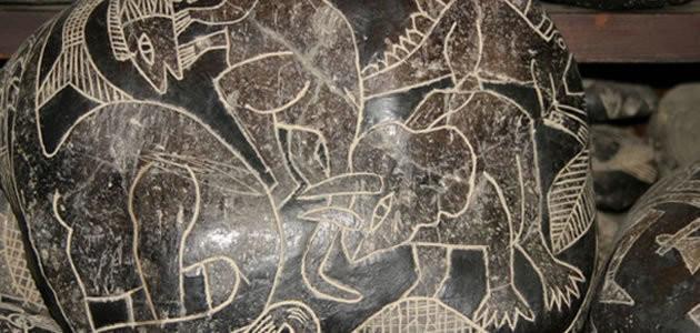 Pedras de Ica sugerem que homens e dinossauros viveram juntos