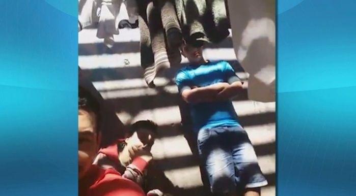 Presos transmitem festinha ao vivo em Facebook direto de delegacia (Crédito: Reprodução)