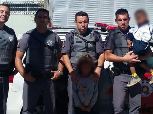 Em situação precária criança abandonada pede para voltar a abrigo