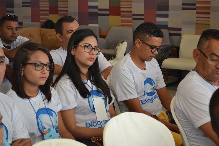 Encontro de Blogueiros  (Crédito: Mayara Dias)