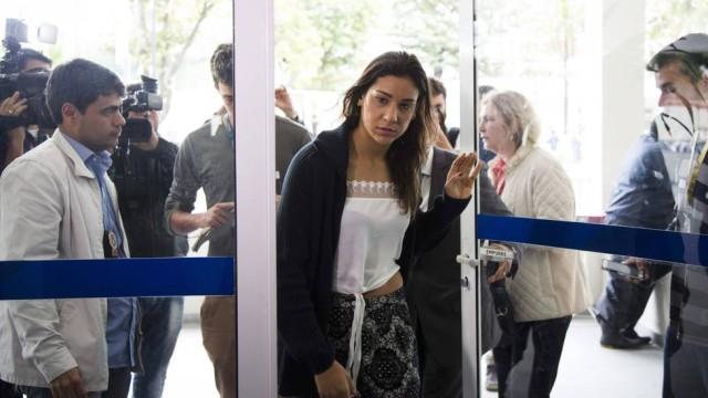 Joanna Maranhão vai à Justiça após ser ofendida em rede social  (Crédito: Reprodução)
