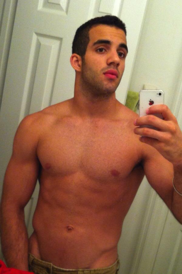Vazam na web nudes de ginasta dos Estados Unidos, Danell Leyva  (Crédito: Reprodução)
