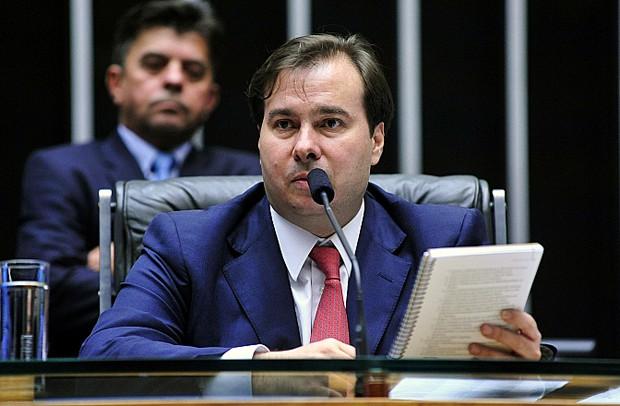Rodrigo Maia (Crédito: Reprodução)