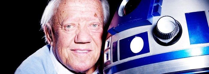 Ator interpretou o droid R2D2 nos primeiros filmes da saga (Crédito: Reprodução)