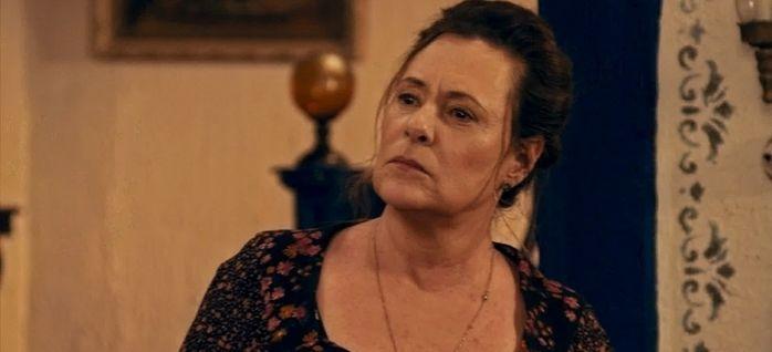 Atriz está atuando na novela das seis da Globo (Crédito: Reprodução)