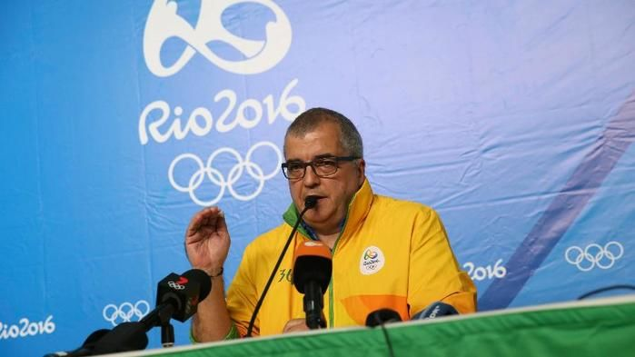 Mario Andrada, diretor de comunicação da Rio-2016 (Crédito: Reuters)