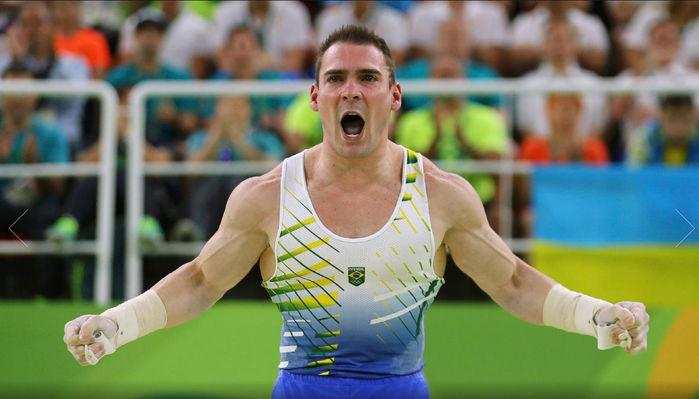 Arthur Zanetti (Crédito: Reuters)