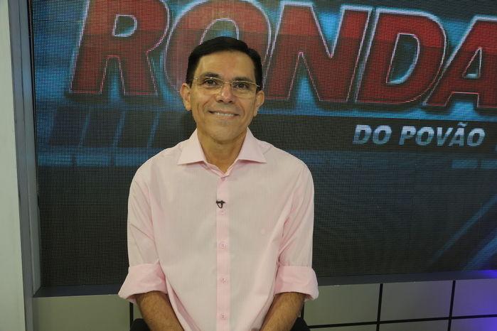 Amadeu Campos, candidato pelo PTB (Crédito: Efrem Ribeiro)