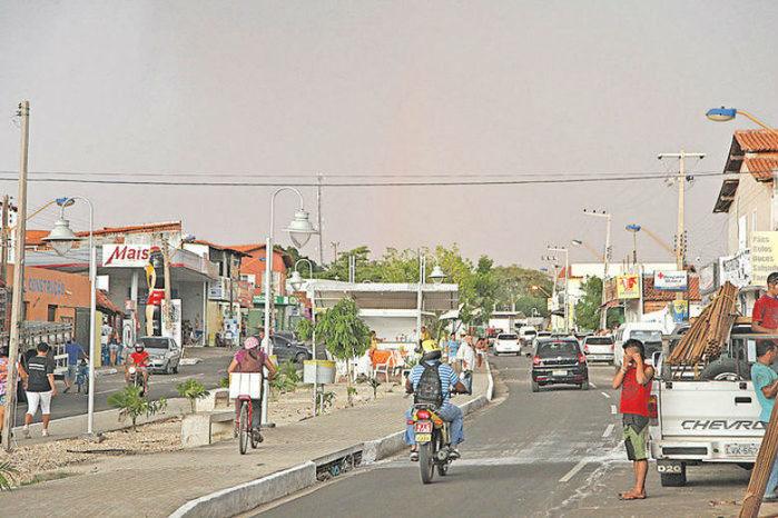 Expansão do comércio nos bairros de Teresina