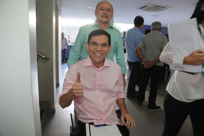 Candidatos à prefeitura de Teresina realizam debate na Rede MN - Imagem 41