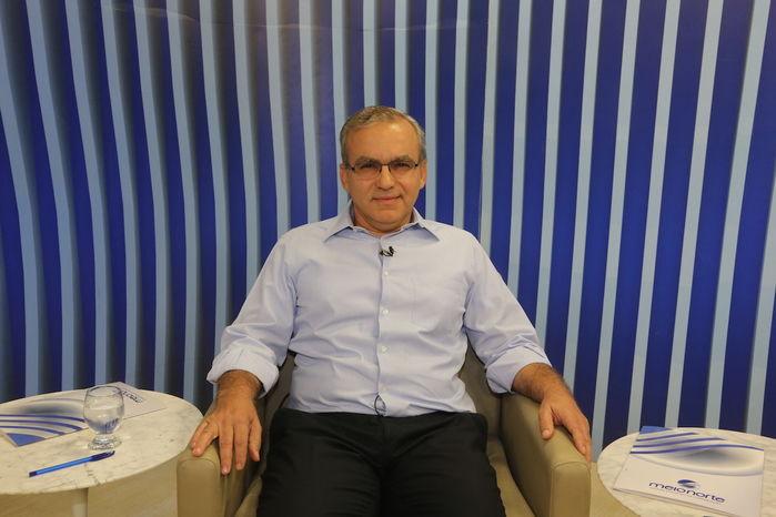Firmino Filho, candidato à reeleição pelo PSDB (Crédito: Efrem Ribeiro)