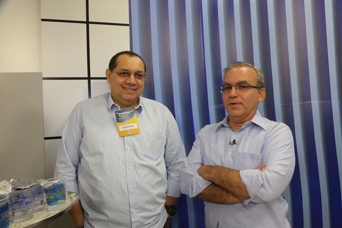 Candidatos à prefeitura de Teresina realizam debate na Rede MN (Crédito: Efrém Ribeiro)