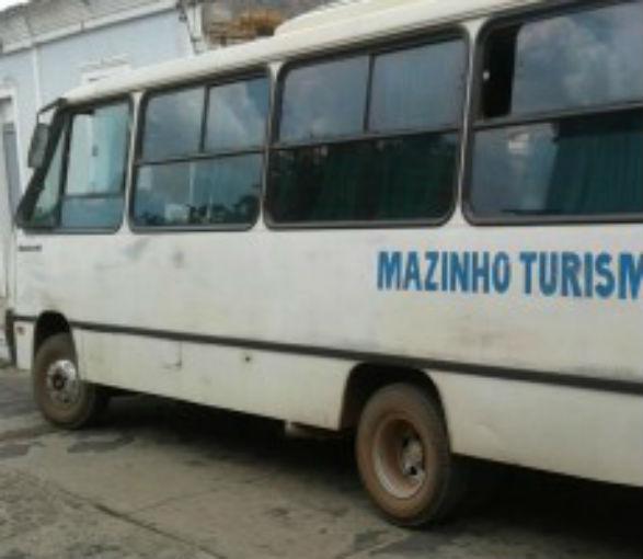 Ônibus da empresa Mazinho Tur atropelou e matou criança