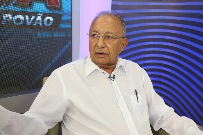 Dr. Pessoa, candidato pelo PSD (Crédito: Efrem Ribeiro)