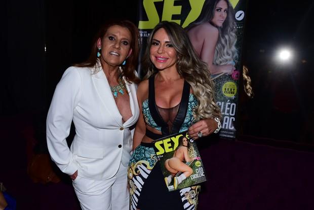 Rita Cadillac e Cléo Cadillac