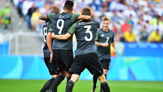 Alemnha e Brasil fazem a final olímpica no sábado (Crédito: Reuters)