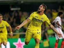 Alexandre Pato marca em sua estreia oficial no Villarreal