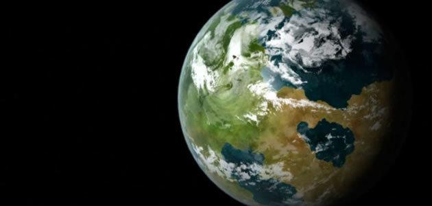Cientistas descobrem planeta parecido com a Terra