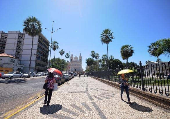 Piauí registra a maior temperatura do Brasil (Crédito: Thiago Amaral)