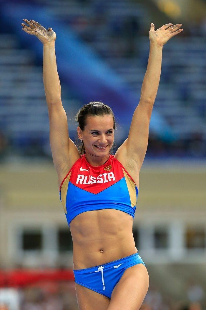 Yelena Isinbayeva (Crédito: Reprodução)