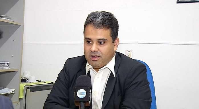 Delegado Michel Sampaio (Crédito: Reprodução)