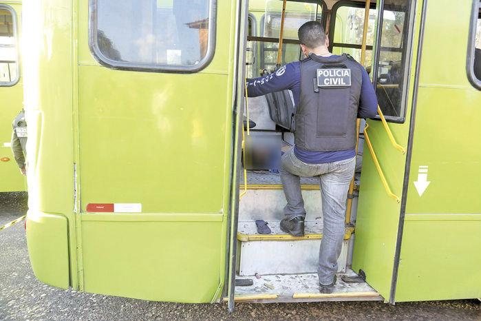 Estivador foi morto apos reagie a assalto dentro do coletivo (Crédito: Efrém Ribeiro)