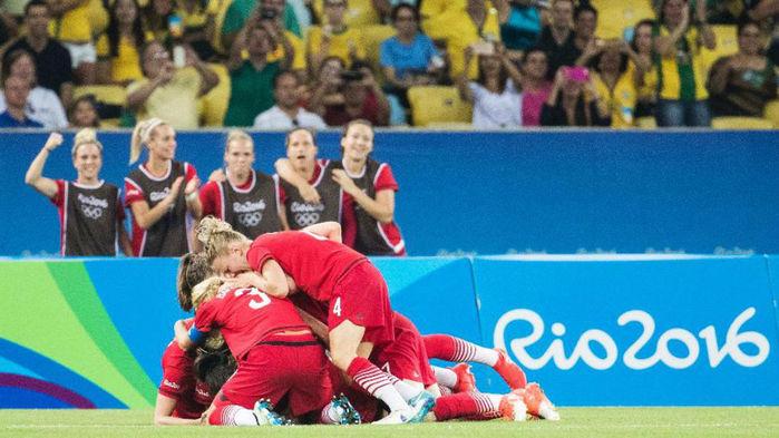 Alemanha vence a Suécia e leva o ouro