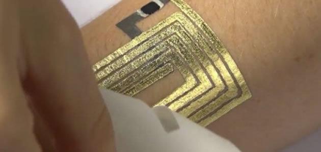 Cientistas criam tatuagem capaz de controlar smartphones