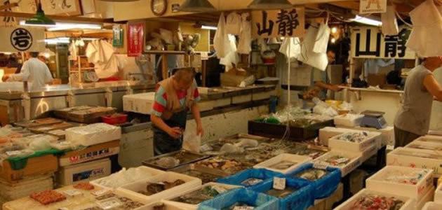 Conheça o maior mercado de peixes do mundo