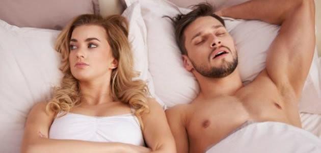 E por que os homens querem só dormir depois do sexo?